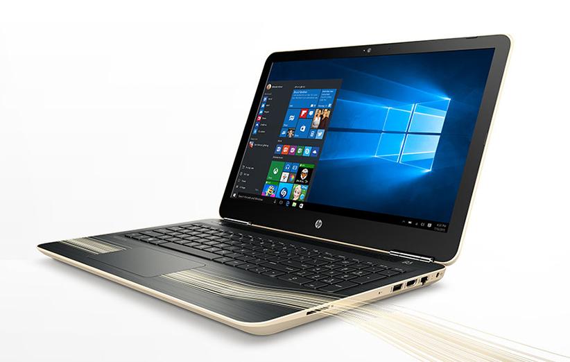 نسل جدید لپ تاپهای Pavilion معرفی شدند main HP New LapTop 12